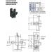 Opto Sensor 5mm T-Shaped EE-SX672A