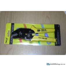 Ratchet Crimp Tool for JST/Dupont/Molex