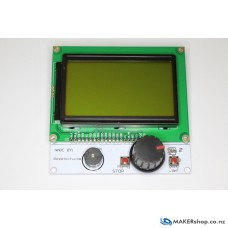 Graphical Smart LCD Display