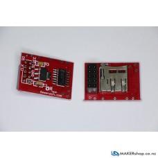 SD Card Breakout for Teensylu/Sanguinololu