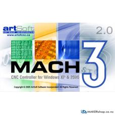 Mach3 CNC Software by Artsoft