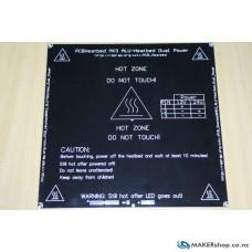 Heated Bed Mk2b-ALU Dual Power 12/24V
