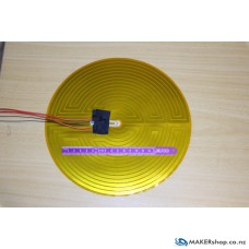 Round Heater Pad 200W/24V
