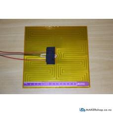 Square Heater Pad 190mm 12V/120W