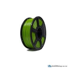 Flashforge 1.75mm ABS Green Filament 1kg
