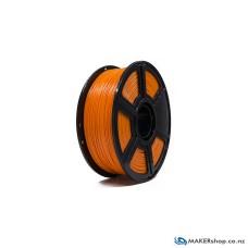 Flashforge 1.75mm ABS Orange Filament 1kg