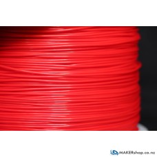 Flashforge 1.75mm ABS Red Filament 1kg