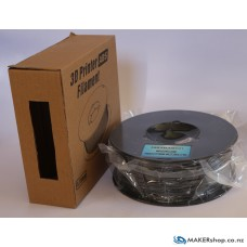 Flashforge 1.75mm PLA Black Filament 1kg