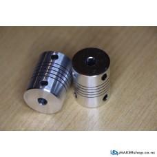 Flex Coupling 5-5mm Economy