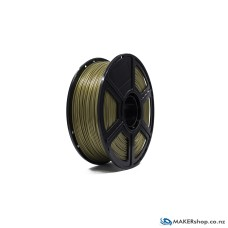 Flashforge 1.75mm PLA Gold Filament 1kg