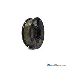Flashforge 1.75mm PLA Gold Filament 0.5kg