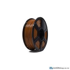 Flashforge 1.75mm PLA Brown Filament 0.5kg