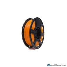 Flashforge 1.75mm PLA Orange Filament 0.5kg