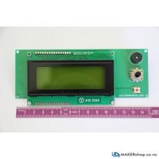 Smart LCD Controller for RAMPS, RUMBA, Teensylu or Megatronics
