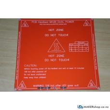 Heated Bed PCB Dual Power Mk2B 12/24V
